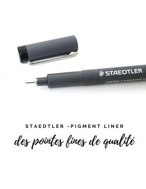 Staedtler Pigment Liner