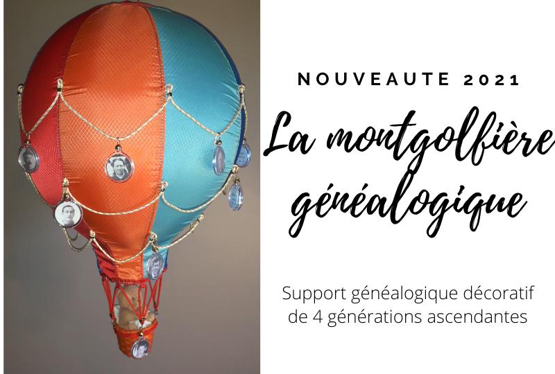 La Montgolfière généalogique
